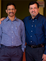 Mr. Mahesh Limaye & Mr. Sandeep Bhosekar